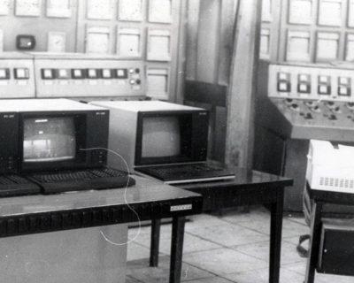 Автоматизация котлов ГМ-50-1 и БКЗ-75-39ГМА