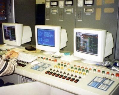 Автоматизация трех котлов БП-50