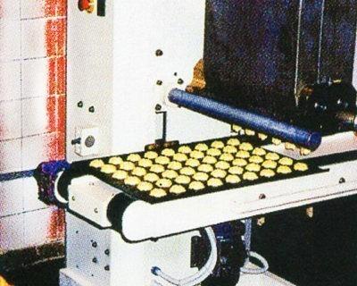 Модернизация ПО машины для производства пряников