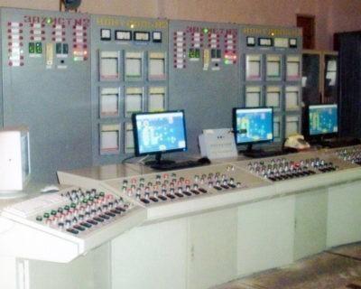 Автоматизация котлов, создание центрального щита управления