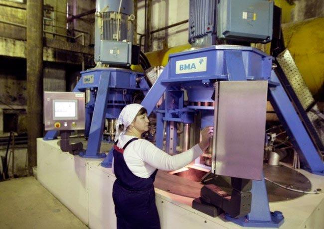 Автоматизация технологических участков — сахарный завод