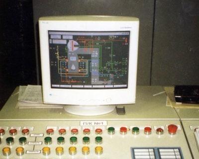 Автоматизация котла Е-50-3, 9-440ГМ