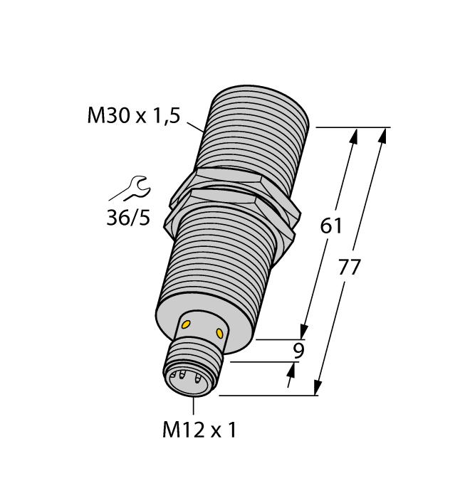 BI10-M30-IOLU69X2-H1141