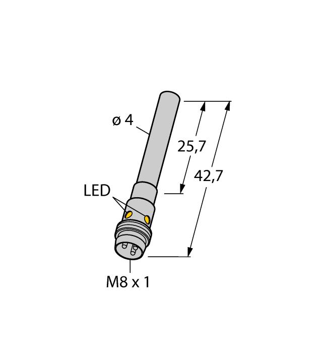Датчик BI1U-EH04-AP6X-V1331