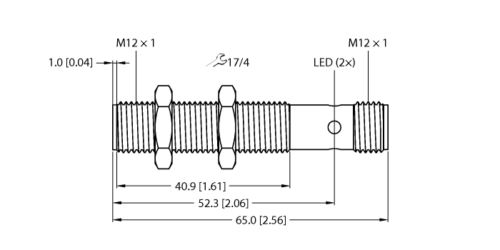 BI4-M12-2APS8X2-H1141