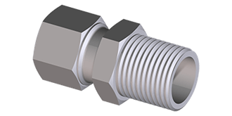 Compression type mechanical joint VEGADIF