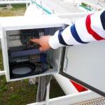 Система управления газонаполненной станцией