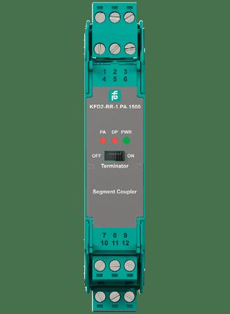 Profibus PA/DP segment coupler