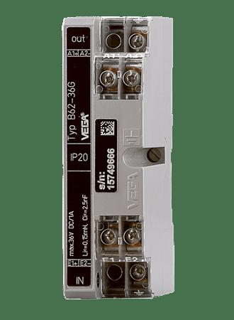 Overvoltage protection B 62-36 G