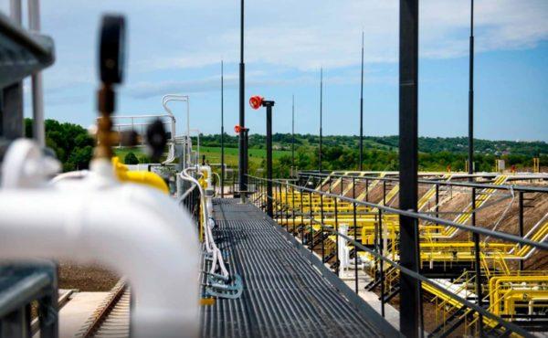 Комплексная система автоматизированного контроля и управления LPG терминала