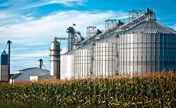Система автоматизированного управления и контроля зерносушильной установки