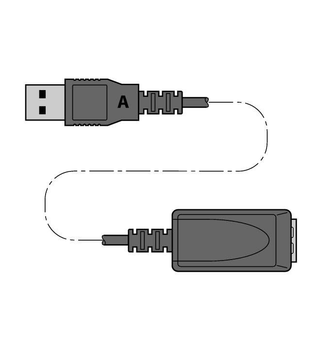 USB 2.0 EXTENSION ACTIVE 5M