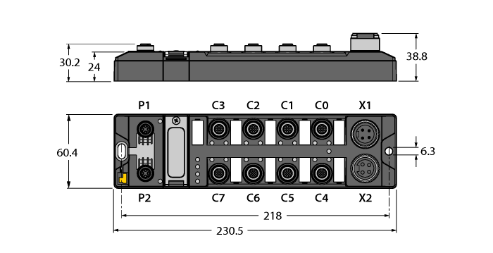 TBEN-L4-4RFID-8DXP-CDS