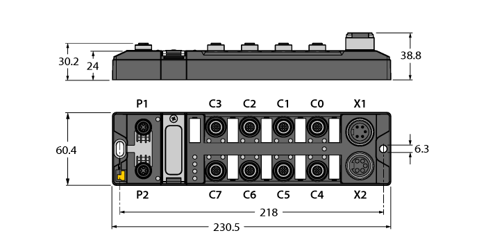TBEN-L5-4RFID-8DXP-CDS-WV