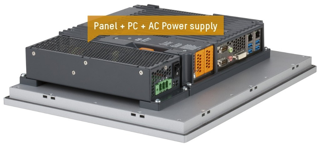 Panel PC 900 (сингл-тач)