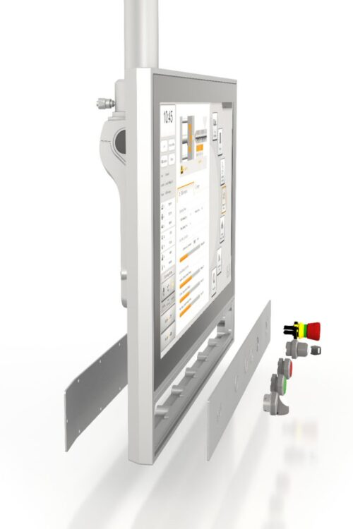 Automation Panel 5000 для монтажа на кронштейне (мульти-тач)