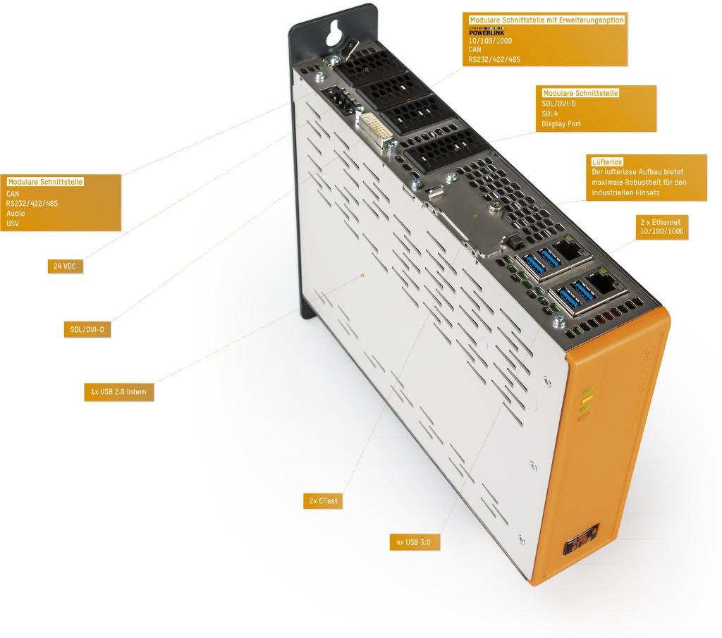 Automation PC 3100