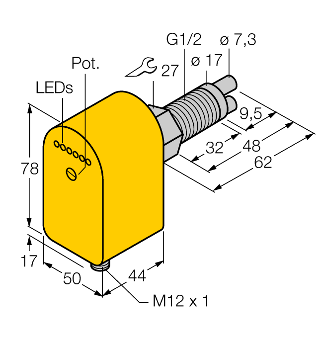 FCS-GL1/2A2P-AP8X-H1141/A