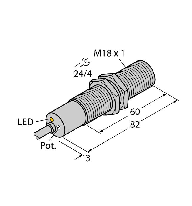 FCS-M18-LIX