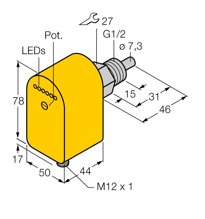 FCS-G1/2A4P-LIX-H1141