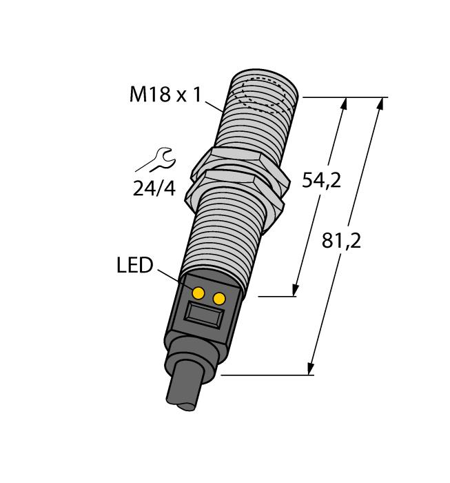 M18TB8 W/30′