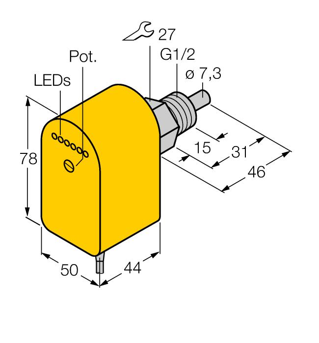 FCS-G1/2A4P-VRX/24VDC