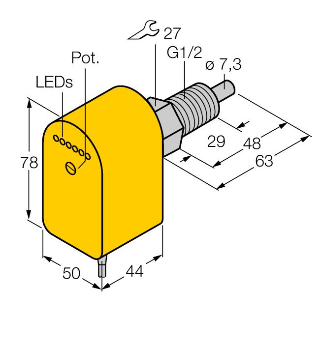 FCS-GL1/2A4P-VRX/24VDC