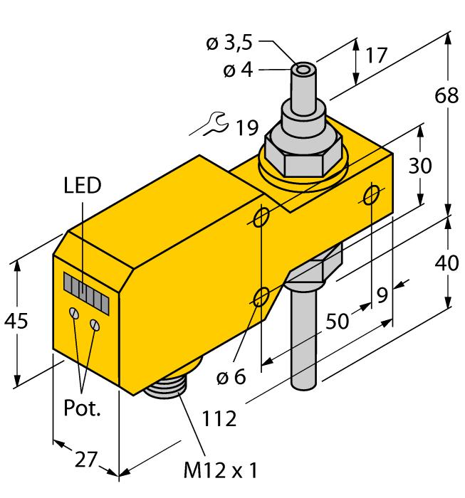 FCI-TCD04A4P-LIX-H1141