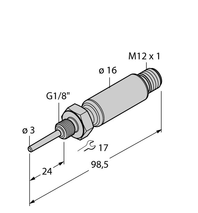 TTMS-103A-G1/8-LIUPN-H1140-L024