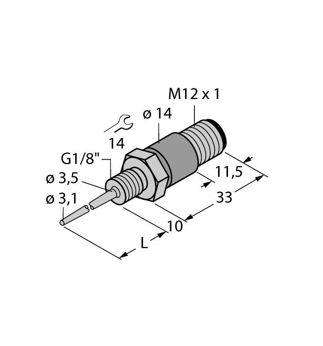 TP-103A-G1/8-H1141-L024