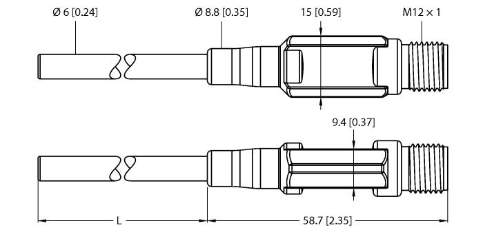TTM150C-206A-CF-LI6-H1140-L100