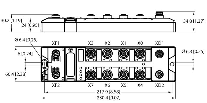 TBEC-LL-4RFID-8DXP