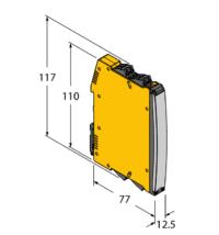 IMXK12-AO01-1I-1I-H0/24VDC