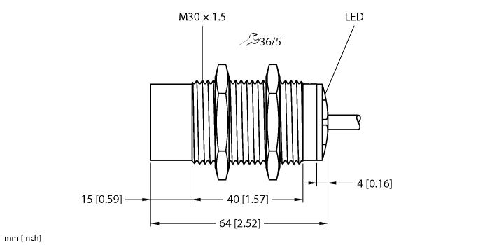 NI15-M30-ADZ3X 12M